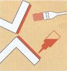 Colle epoxy acier orametal A seringue