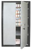 Armoire blinde à 2 portes A/COMB