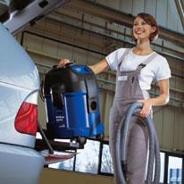 Aspirateur monophasé eau et poussière 27 litres ATTIX 360-11