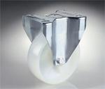 Roue fixe polyamide NVFB 80