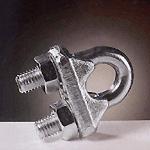 Serre câble galvanisé  20MM