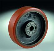 Roue simple polyrethane AG100