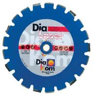 Disque dialaser asphalte 400X25.4