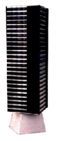 Bloc tiroir rotatif TR 400 PP