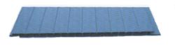 Tôle PVC bi-couches plane 540x20