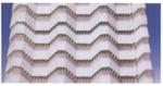 Tôle PVC 3 plis bi-couches 510x47