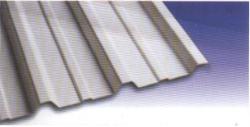 Tôle PVC 4 plis mono-couches 600x25