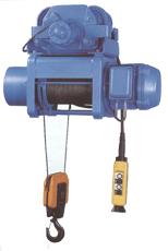 Palan avec chariot éléctrique à câble 1 tonne