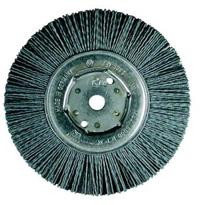 Brosse circulaire fil abrasif