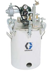 Pot sous pression 38LT/AGITATEUR