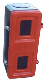 Coffre pour extincteur 6 -9 kg