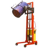 Elévateur électrique porte-fût  300 kg