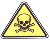 Panneau risque de danger N°2