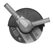 Meuleuse verticale 7VC-6500F