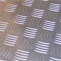 Tôle Striée Damier aluminium 2000X1000X3.2
