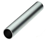 Tube aluminium rond 22