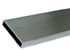 Tube INOX prepoli rectangulaire 30X15