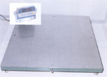 Bascule plate-forme 1000kg