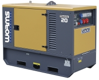 Groupe électrogène diesel SILENTSTAR 20 TYN