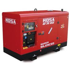 Groupe électrogène diesel GE 35 YSX 35 KVA