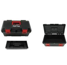 Caisse à outils plastique noir MM