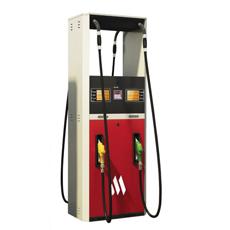 Distributeur de carburant SLIMLINE 4 Pompes