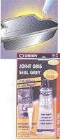 Tube joint métal gris 100G