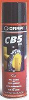 CB5: Lubrifiant chaine au MoS2