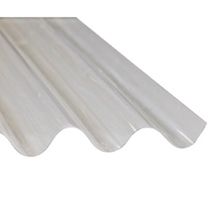 Tôle Polyester Grande Ondes 1.52