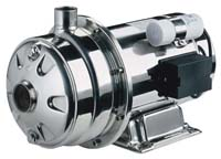 Pompe de surpression inox 2CDM120/20