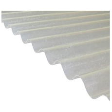 Tôle polyester grande ondulation 2.5