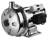 Pompe de surpression inox  CDM 90/10