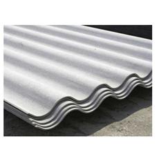 Tôle type ETERNITE fibre ciment