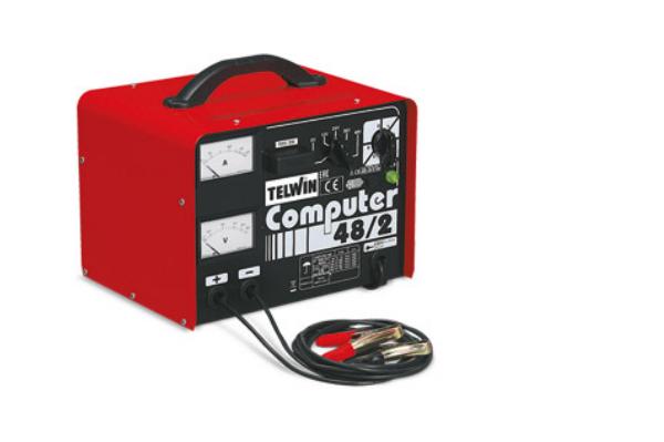 Chargeur de batterie COMPUTER 48/2 PROF 230V 6--48V