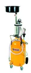 Aspiro-récupérateur huile 80L