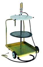 Kit graissage pneumatique sur chariot