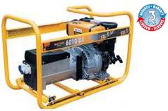 Groupe électrogène diesel Master 4010 DXL15 2.6 KW