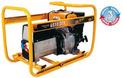 Groupe électrogène triphasé Diesel TRI 6510 DTX 5.1 KW