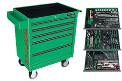 Sélection 157 outils Mécanicien
