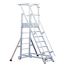 Escalier mobile 15 marches