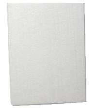 Plaque polystyrene 2mx1m