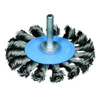 Brosse circulaire fil acier