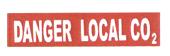 Danger local co2