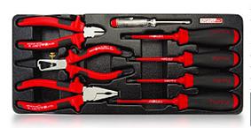 Module 8 outils 1000V: 5 TVS 3 pinces