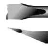 Burin plat P/RRI-4596- BECB-4