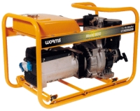 Groupe électrogène diesel Master 6010 DXL15 5.15 KW