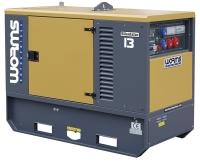 Groupe électrogène diesel SILENTSTAR 13 TPK 15 KVA