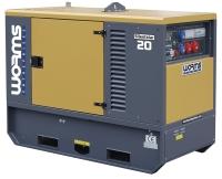 Groupe électrogène diesel SILENTSTAR 20 TYN 21 KVA