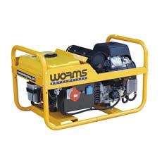 Groupe électrogène essence LEADER 12500 XL21 230V 10.6 KW