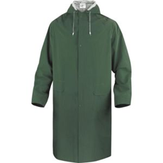 Manteau pluie vert XL